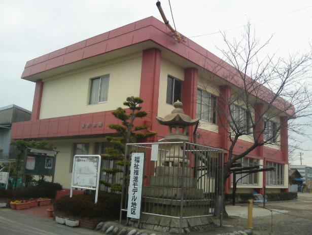 愛知県小牧市米野会館