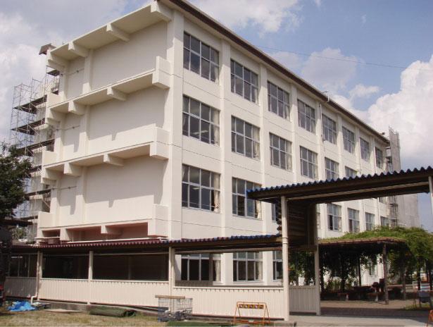 愛知県小牧西中学校