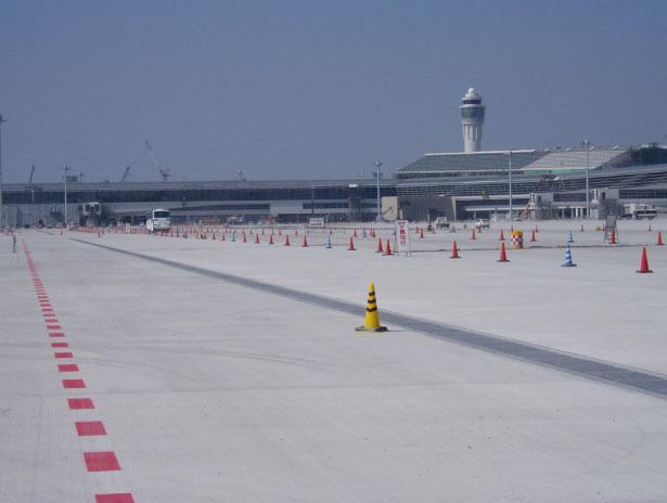 愛知県常滑市 中部国際空港
